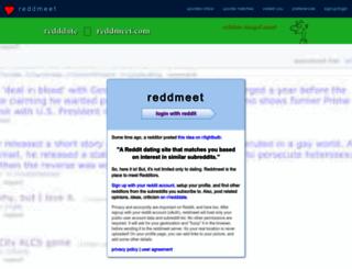 redddate.com screenshot