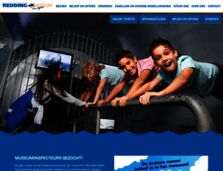 reddingmuseum.nl screenshot