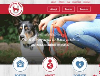 reddogfarm.com screenshot