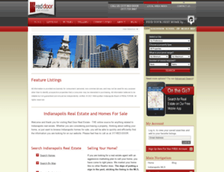 reddoorindy.com screenshot