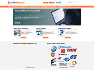 redesegura.com.br screenshot