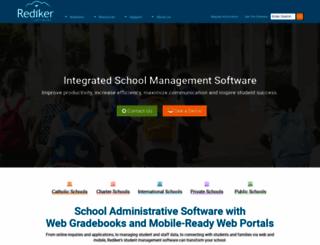 rediker.com screenshot