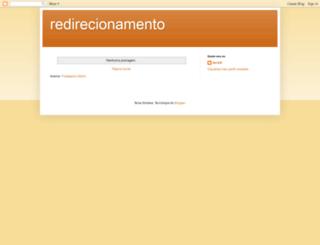 redireciona.blogspot.com.br screenshot