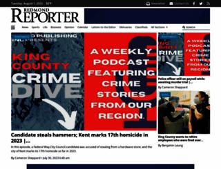 redmond-reporter.com screenshot