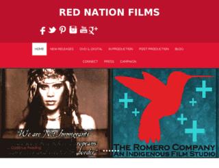 rednationfilms.biz screenshot