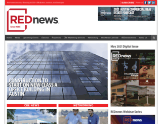 rednews.com screenshot