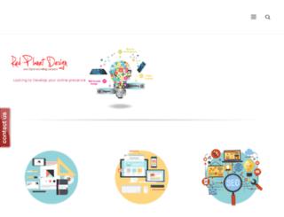 redplanetdesign.com.au screenshot