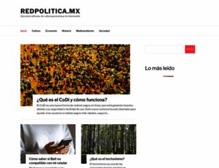 redpolitica.mx screenshot