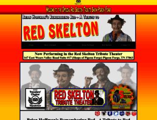 redskelton4u.fatcow.com screenshot