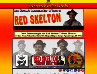 redskeltoncomedyshow.com screenshot