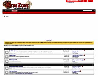 redszone.com screenshot