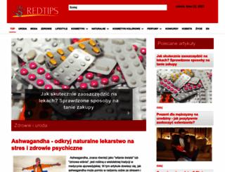 redtips.pl screenshot