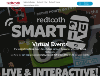 redtooth.co.uk screenshot