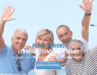 reduc-seniors.com screenshot