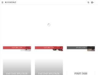 reebonz.com.hk screenshot