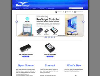 reefangel.com screenshot