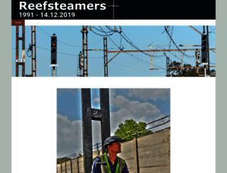 reefsteamers.com screenshot