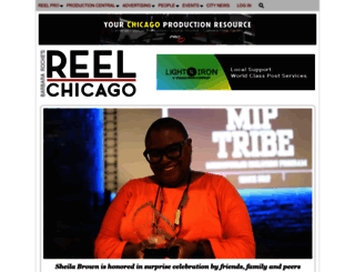 reelchicago.com screenshot