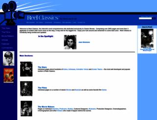 reelclassics.com screenshot