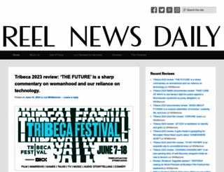 reelnewsdaily.com screenshot
