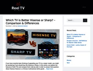 reeltvnetwork.com screenshot