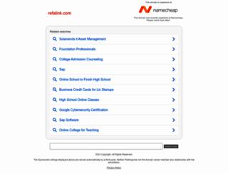 refalink.com screenshot
