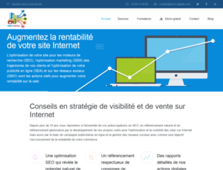 referencement-siteweb.fr screenshot