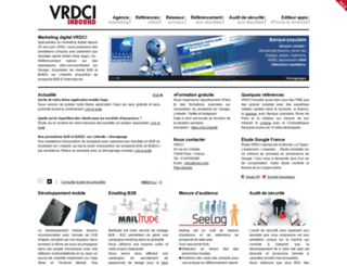 referencement-vrdci.com screenshot