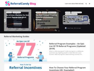 referralcandy.wpengine.com screenshot