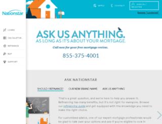 refinance.greenlightloans.com screenshot