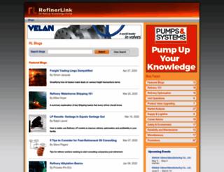 refinerlink.com screenshot