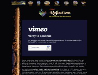 reflections.com.au screenshot