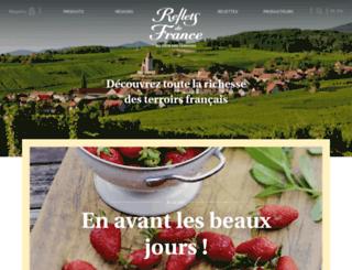refletsdefrance.fr screenshot