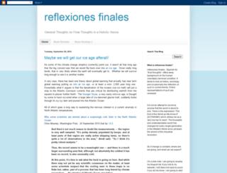 reflexionesfinales.blogspot.com screenshot