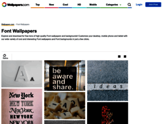 refont.com screenshot