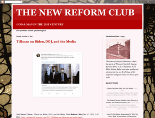 reformclub.blogspot.ie screenshot