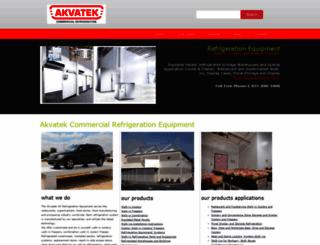 refrigeration-equipment.com screenshot