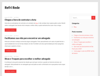 refrirede.com.br screenshot