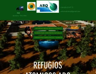 refugioatomico.com screenshot