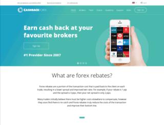 refundfx.com.au screenshot