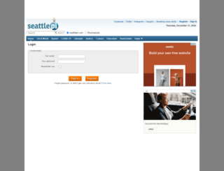 reg.seattlepi.com screenshot