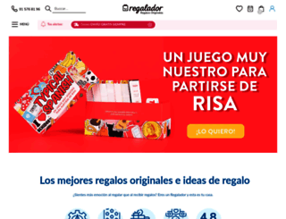 regalador.com screenshot