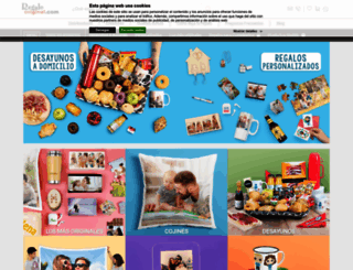 regalooriginal.com screenshot