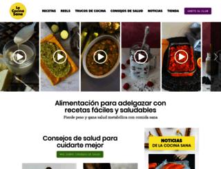 regalosdecocina.com screenshot