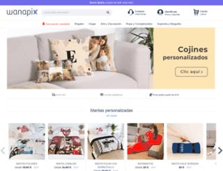 regalospersonales.com screenshot