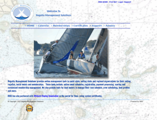 regattaman.com screenshot