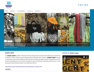 regentgroup.com.bd screenshot