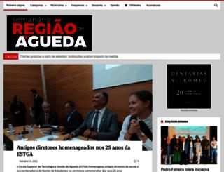 regiaodeagueda.com screenshot