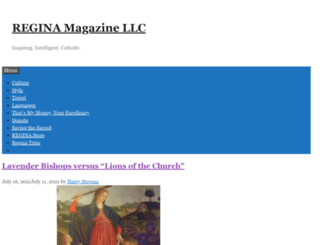 reginamag.com screenshot