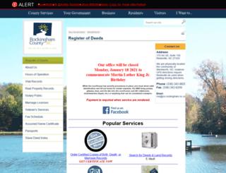registerofdeeds.info screenshot